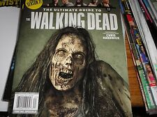 WALKING DEAD  -the Ultimate Guide  -inside season 7 ,2016,  96 pgs., cover # 1