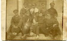 photo postcard military (G54) not travelled