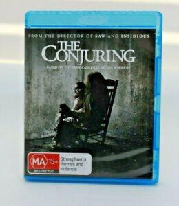 THE CONJURING Blu-ray (Region B) - Patrick Wilson