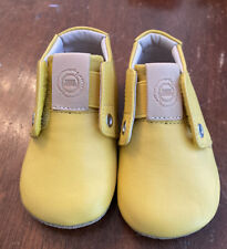 Livie And Luca Mochi Yellow Size 6-12m