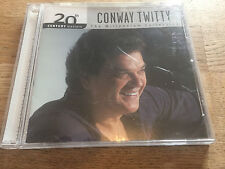 The Best of Conway Twitty - The Millennium Collection - Music CD