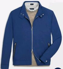 Peter Millar All-Weather Voyager Jacket MS18RZ02 In CIELO SERENO Blue XXL $698