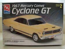 AMT / ERTL - 1967 MERCURY COMET CYCLONE GT -  MODEL KIT (SEALED)
