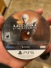 The Medium Horror Game Playstation 5 PS5 Disc Only Resident Evil Silent Hill