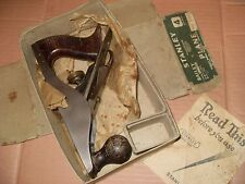 War Finish Stanley Bailey No. 4 Plane - Made In England - As Photo's