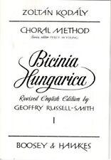 KODALY CHORAL METHOD BICINIA HUNGARICA BooK 1