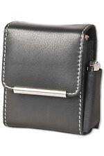 Rimbaldi Leather Cigarette Case Zigarettentasche Cigarette Box in Bigbox Size