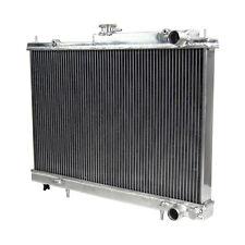Aluminum Racing Radiator For NISSAN SKYLINE R33 R34 GTR GTS-T RB25DET New