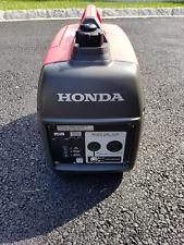 Honda EU2000i Companion 2000 Watt 120V Generator Inverter