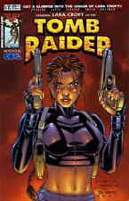 Tomb Raider: The Series #1/2 (½ half) VF; Image | save on shipping - details ins