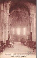 BERZE-la-VILLE - Château des Moines - Intérieur de la Chapelle