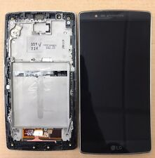 LG G FLEX 2 2ND GEN H950 H955 LCD DISPLAY+TOUCH SCREEN DIGITIZER WITH FRAME