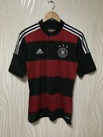 GERMANY 2014 2015 ADIDAS AWAY FOOTBALL SOCCER SHIRT JERSEY WORLD CUP