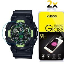Not Tempered Glass 3 Pack Synvy Screen Protector for Casio SGW-500H-2BVER TPU Flexible HD Clear Film Protective Protectors