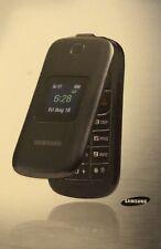 New Sealed SAMSUNG SGH-S275G Prepaid Flip Cell Phone