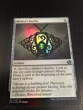MTG MAGIC ICONIC MASTERS - MISHRA'S BAUBLE (NM) FOIL