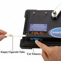 Portable Cigarette Roller Rolling Making Box Tobacco Maker Injector Machine