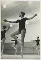 Russia, ballet  Vintage  Tirage argentique  20x30  Circa 1964