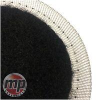 Perfect Fit Black Carpet Car Floor Mats for Volkswagen Transporter T4 1990-2003