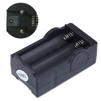 Dual Smart Charger for 18650 4.2V 5800mAh Li-ion Rechargeable Batteries US PlugM