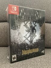 BLASPHEMOUS LIMITED COLLECTOR'S EDITION | NINTENDO SWITCH