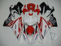 Motorrad Bodywork Fairing Kits Cowling Fit Triumph Daytona 675 13-15 white black