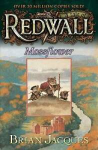 Mossflower (Redwall, Book 2) - Paperback By Jacques, Brian - GOOD