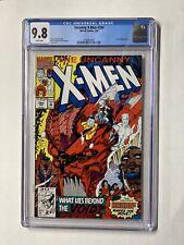 Uncanny X-men 284 Cgc 9.8 Wp Marvel