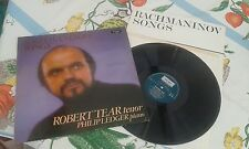 ARGO ZRG 730 - RACHMANINOV Songs ROBERT TEAR / PHILIP LEDGER