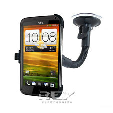 Soporte HTC ONE X + Car Holder Color Negro s170/s128