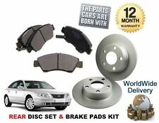 FOR HYUNDAI GRANDEUR 3.3i 5/2007- ON REAR BRAKE DISC SET &  PAD KIT *OE QUALITY*