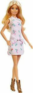 Barbie Fashionistas Doll with Cowboy Boots