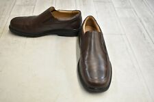Hush Puppies Leverage Loafer - Men's Size 10M - Brown Leather