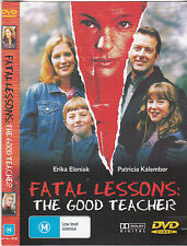 Fatal Lessons:The Good Teacher-2004-Erika Eleniak-Movie-DVD
