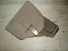 ITALIAN BERETTA 34/35,CANVAS,TROPICAL,HOLSTER,WWII