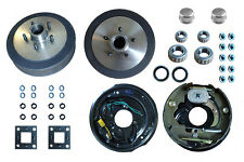 "10"" Electric Drum Brake Kit! Trailer Parts"