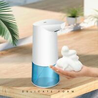 12oz Automatic Soap Dispenser Electric Touchless Shampoo Hand Wash Foam Sensor