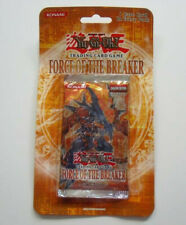 Yu-Gi-Oh! Force of the Breaker FOTB 1st Edition Blister Booster (Sealed)