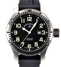Stainless Steel Case Sport Wristwatches