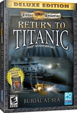Hidden Mysteries: Return To Titanic-Burial At Sea 100th Anniversary-Deluxe-NEW!