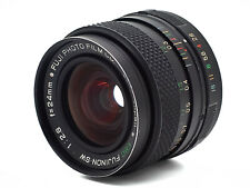 Fuji EBC Fujinon-SW 24mm f2.8 (M42, Screw Mount)