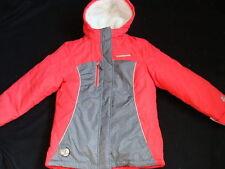 NWT Girls Zero XPosur Winter Jacket Size 16 XL Ski 3-in-1 System Coat Pink Parka