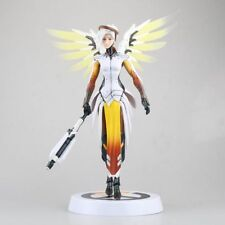 OW Overwatch Angela Ziegler Mercy PVC Figure Statue New In Box