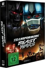 TRANSFORMERS-BEAST WARS - STAFFEL 1  5 DVD NEUF