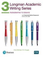 DHL : Longman Academic Writing Series 3 Paragraphs to Essays by Alice Oshima 4th