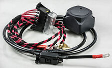 VW T5 Voltage Sensing VSR Heavy Duty Split Charge & Leisure Battery Fitting Kit