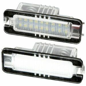LED License Plate Light for Porsche 911 Boxster Cayenne Cayman [7401]