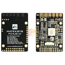 Matek Fixed Wing PDB FCHUB-W with Current Sensor 104A 4x BEC RC Hobby 1pc
