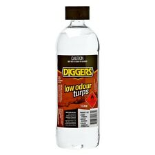 Diggers 1L Low Odour Turpentine