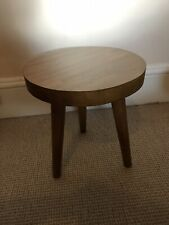 Solid Oak Handmade Side Coffee Occasional Table